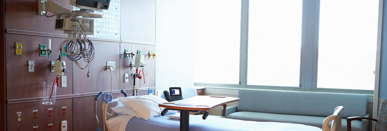 Hostpital patient room air circulation solutions mazzetti for Air circulation in a room