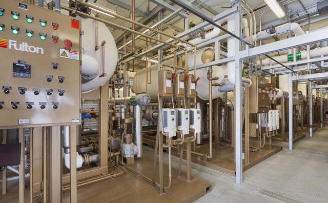 Stanford Steam Plant
