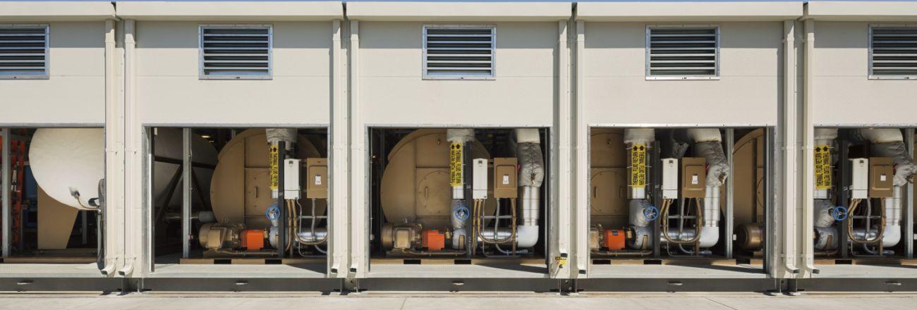 Stanford Modular Steam Plant