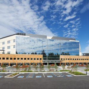 Modern hospital design