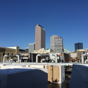 data center facility improvement