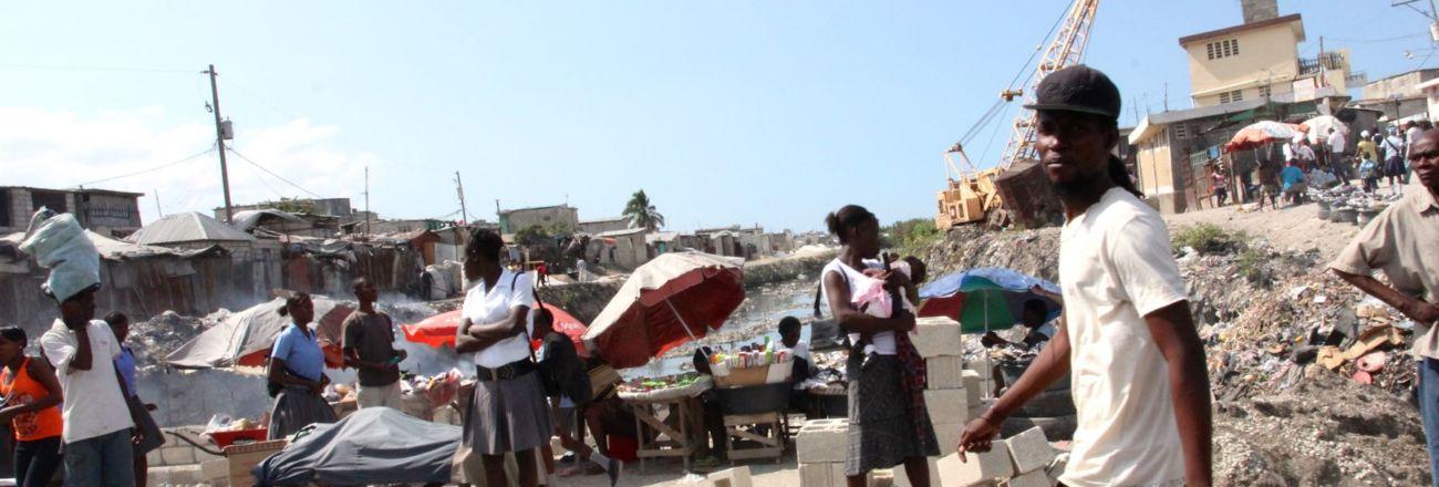 Haiti Cholera Treatment