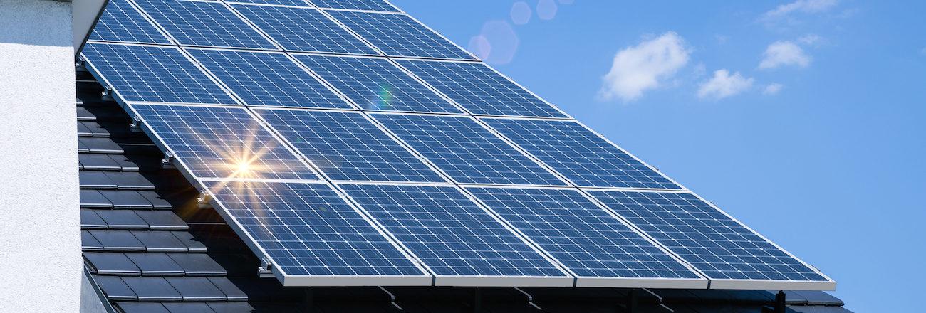 Solar PV System Installation